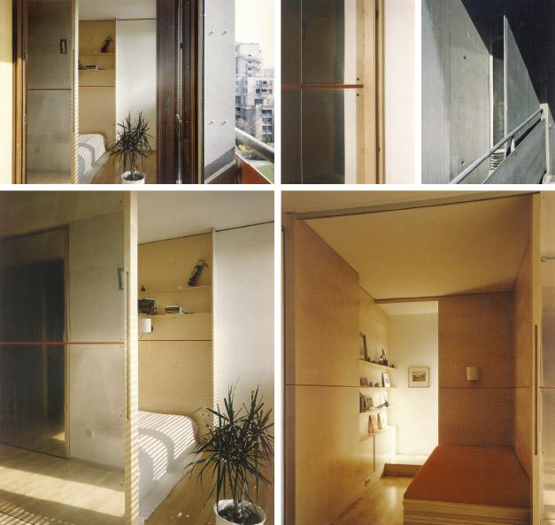 peter eder architekt objekte umbau wohnung t graz. Black Bedroom Furniture Sets. Home Design Ideas
